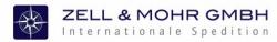Zell & Mohr GmbH Internationale Spedition